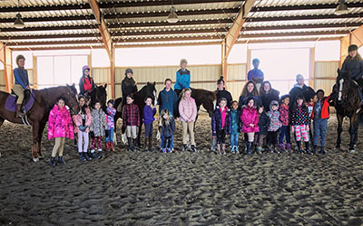 Horseback Riding Lessons in Wappingers Falls, NY
