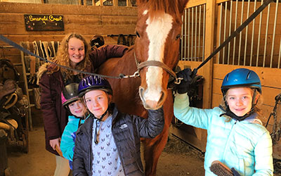 Horse Summer Camps in Wappingers Falls, NY
